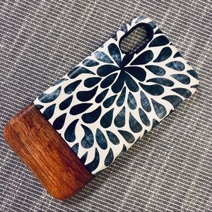 Anthropologie Other - iPhone XS polycarbonate & rubber cell phone case